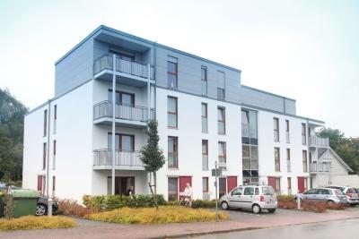 Neubau eines Seniorenpflegeheims für 68 Bewohner und Betreutes Wohnen mit 22 Wohneinheiten