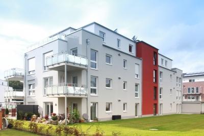 Neubau barrierefreie Wohnungen